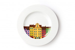The City plate